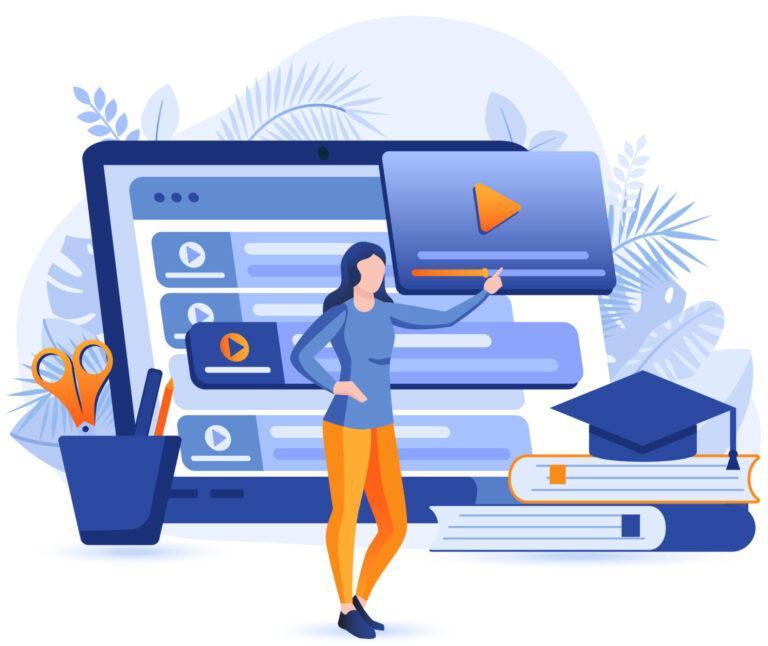 conteúdo em vídeo para converter clientes
